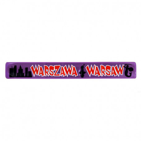 Banda reflectante Varsovia