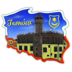 Aimant contour Tarnów