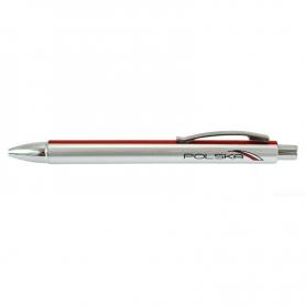 Silver pen simple Polska-Poland