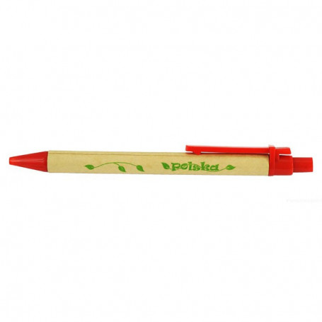 Bolígrafo ecológico Polonia