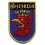 Escudo de parche Szczecin