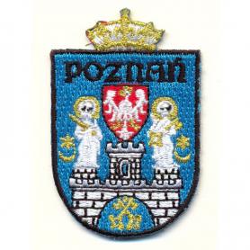 Patch vapensköld av Poznan