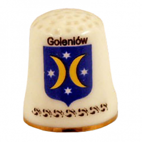 Ceramic thimble - Goleniow