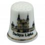 Dedal de porcelana - Saint. Lipka