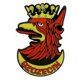 Magnes gumowy - Gryf Szczecin