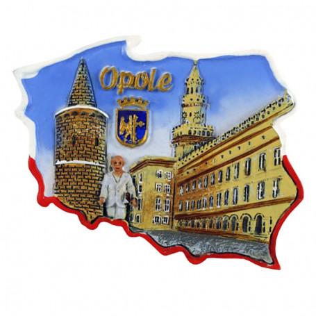 Magnes kontur Opole