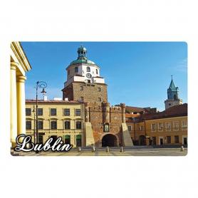Magnes na lodówkę z efektem 3D Lublin