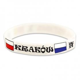Bracelet en silicone Cracovie