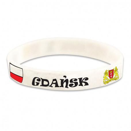 Bracelet en silicone Gdańsk