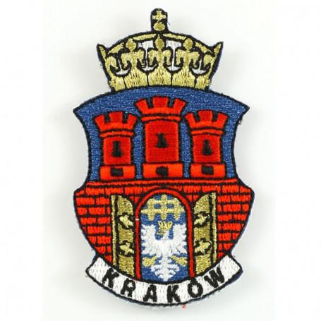 Naszywka herb Krakowa