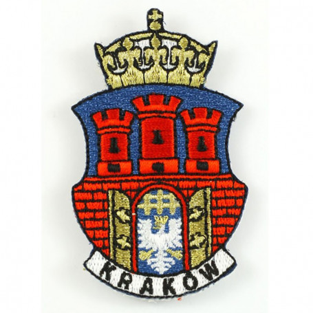 Patch écusson de Cracovie
