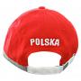 Cap POLAND rouge