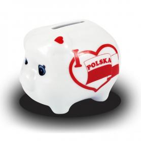 Piggy bank Poland