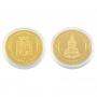 Moneta Pałac Kultury złota