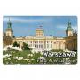 Aimant avec effet 3D Warsaw Wilanów