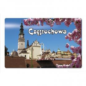 3D fridge magnet Czestochowa