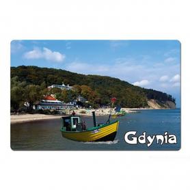 Un aimant avec effet 3D Gdynia