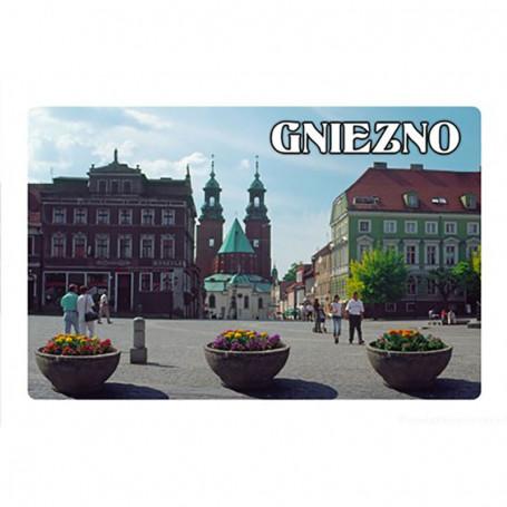 Magneetti 3D-vaikutuksella Gniezno