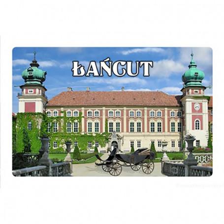 Magnet mit 3D-Effekt Łańcut Schloss Lubomirski
