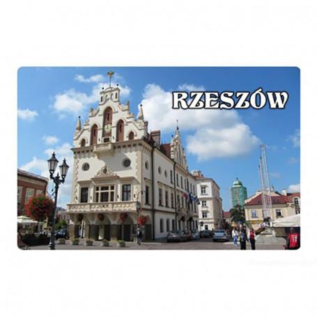 Imán con efecto 3D Rzeszów