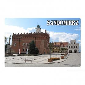 Aimant avec effet 3D Sandomierz