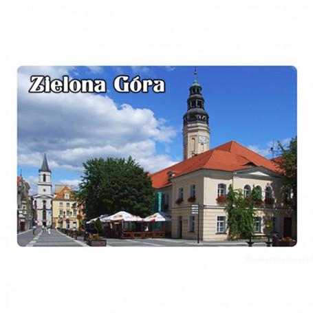 Imán con efecto 3D Zielona Góra