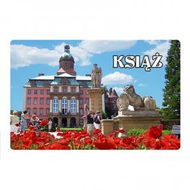 Aimant d'effet 3D de Książ