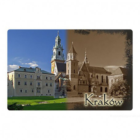 Magnes 2D Kraków Wawel