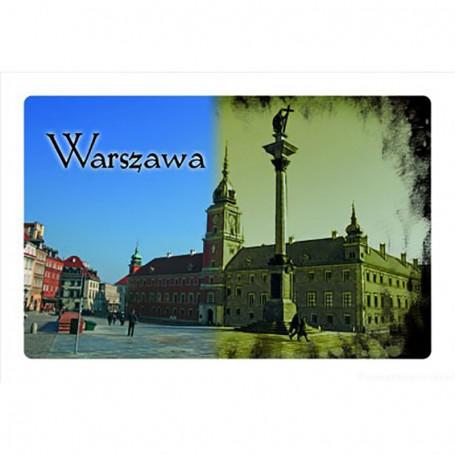 Aimant 2D Château de Varsovie