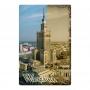 Aimant 2D Palais de la Culture de Varsovie