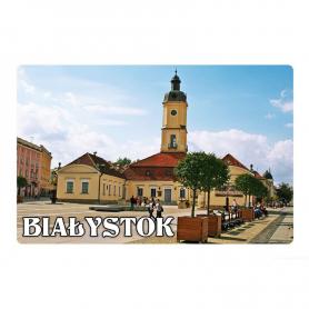 Aimant avec effet 3D Hôtel de ville de Bialystok