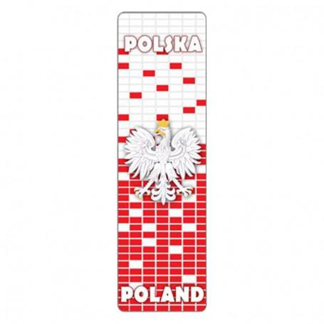 Zakładka do książki 2D Polska