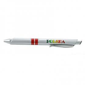 Silver pen folk style