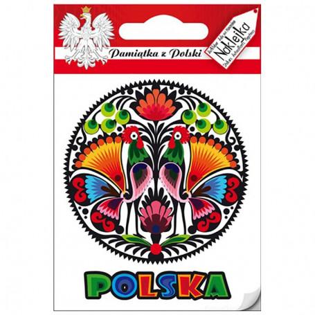 Vinilo única Polonia - recorte