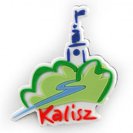 Aimant en caoutchouc - Kalisz