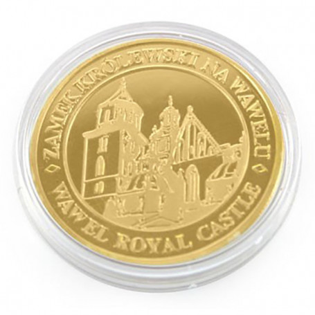La piece d'or Wawel