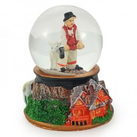 Snow globe 45 mm - Zakopane