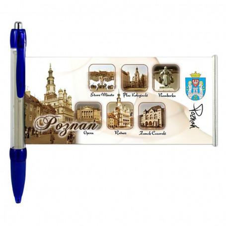 Bolígrafo con base en Poznań