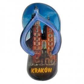 Magnet Kunststoffclip - Klappen Krakau