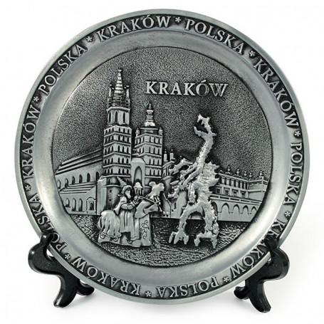 Talerzyk metalowy Kraków