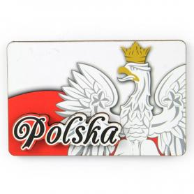 Magnet MDF Polska Orzeł
