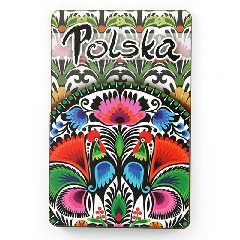 Magnes MDF Polska Folk