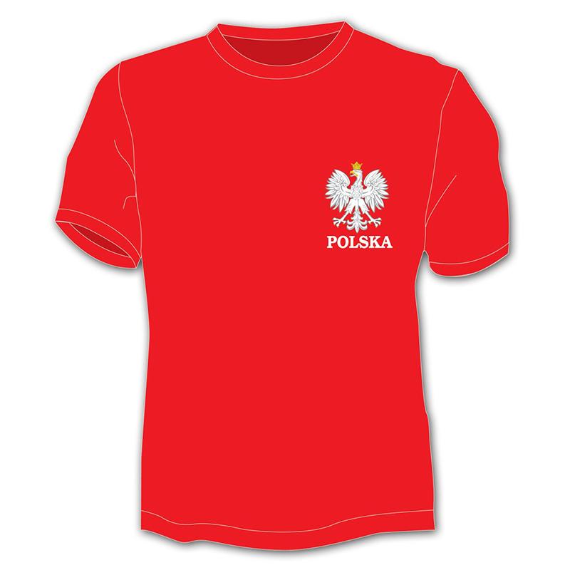 Koszulka unisex mały orzeł