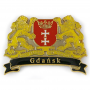 Escudo imán Gdańsk