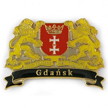 Magnet armoiries Gdańsk