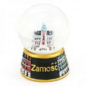 Snow globe 45 mm - Zamosc