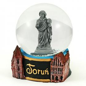 Snow globe 60 mm - Torun
