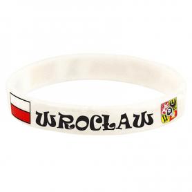 Silicone wristband Wroclaw
