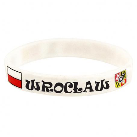 Pulsera de silicona Wroclaw