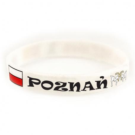 Bracelet en silicone Poznań